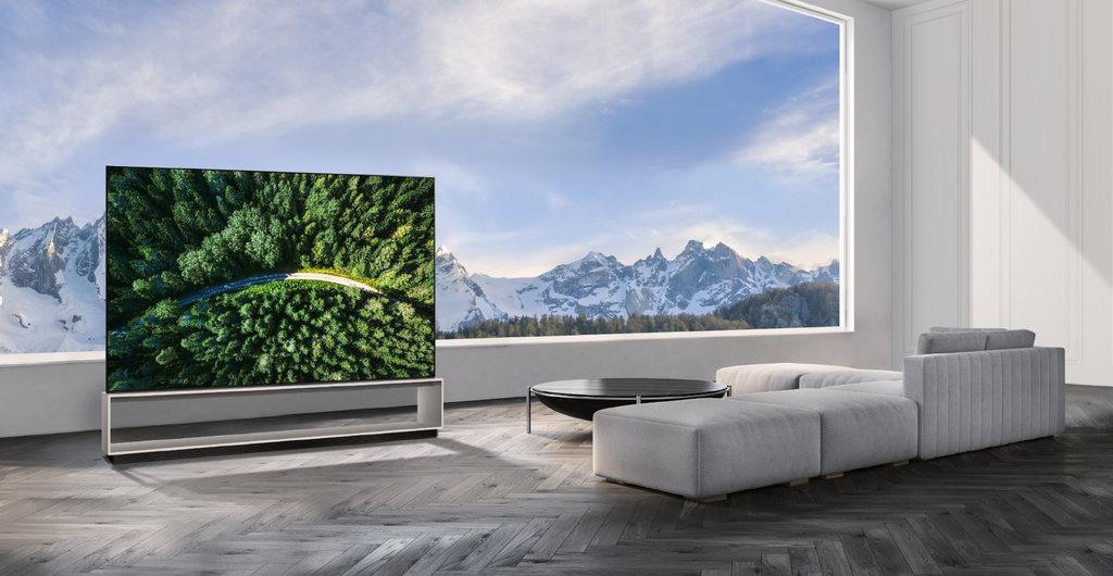 LG SIGNATURE OLED 8K TV 88 / fot. LG