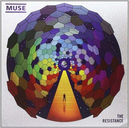 "Muse ""The Resistance"" / okładka płyty"