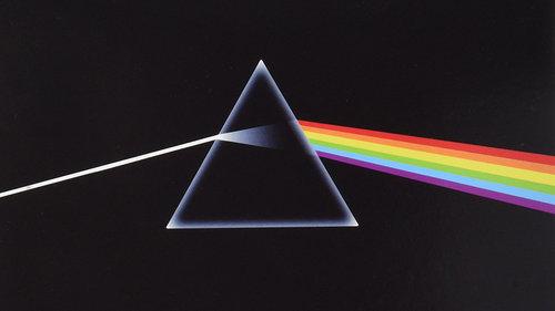 "Pink Floyd, ""The Dark Side of the Moon"" / okładka płyty"