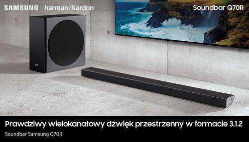 Q70R Samsung Harman Kardon / fot. Samsung