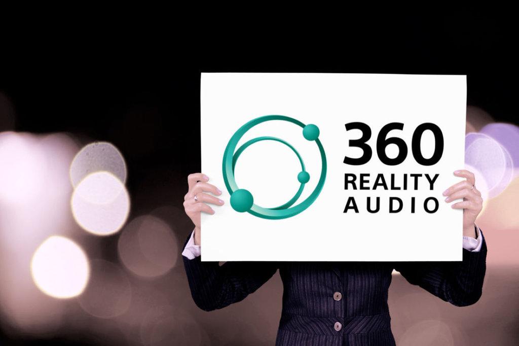 Sony 360 Reality Audio / fot. Sony
