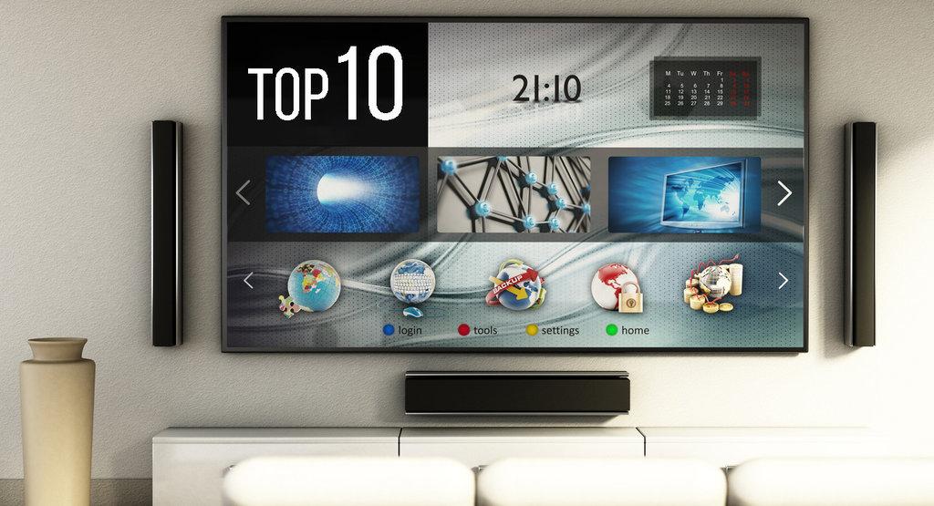 TOP10 telewizory 2020