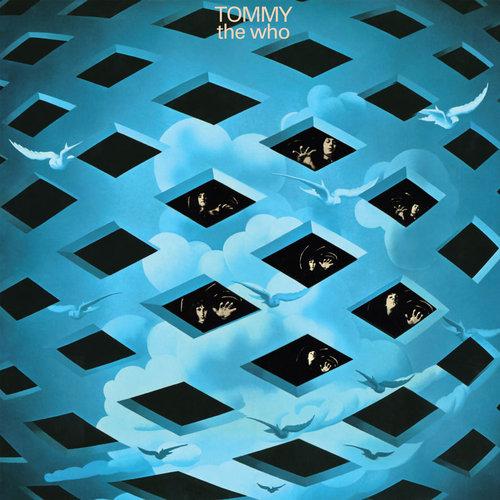 The Who Tommy / okładka albumu