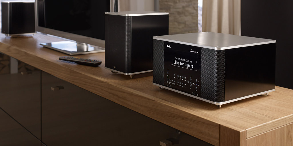 T+A Caruso Blu: audiofilski zestaw all-in-one? / fot. T+A