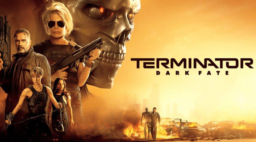 Terminator Dark Fate / fot. materiały promocyjne