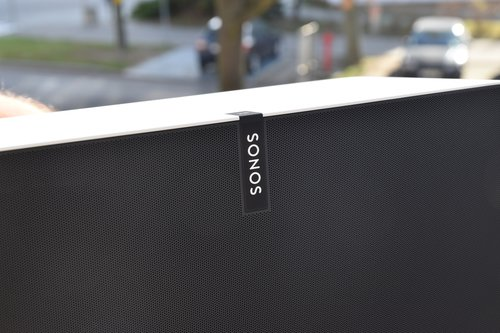 Sonos Play:5 - detal / fot. techManiaK