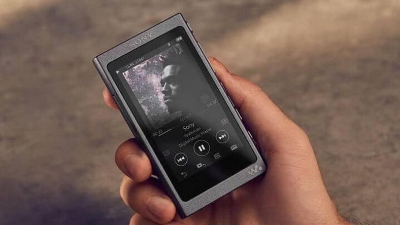 Sony Walkman NW-A45 / fot. Sony