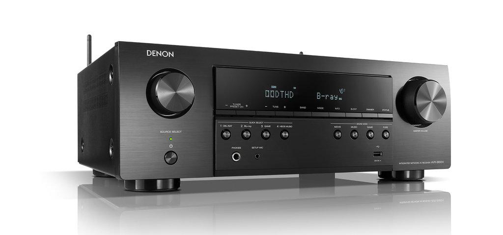 Denon AVR-S650H / fot. Denon