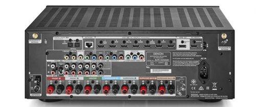 Denon AVR-X2500H / fot. Denon