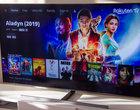 Rewelacyjna promocja na telewizor Samsung QLED 65Q80T! 120 Hz ze strefowym wygaszaniem