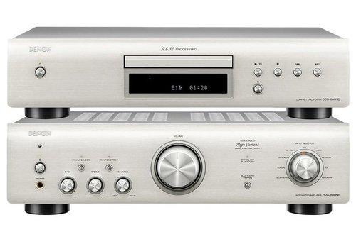 Denon PMA-600NE + DCD-600NE / fot. Denon