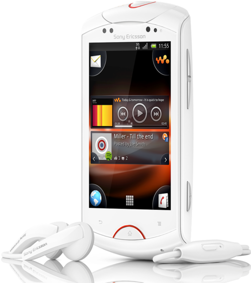 Sony Xperia Live with Walkman / fot. Sony