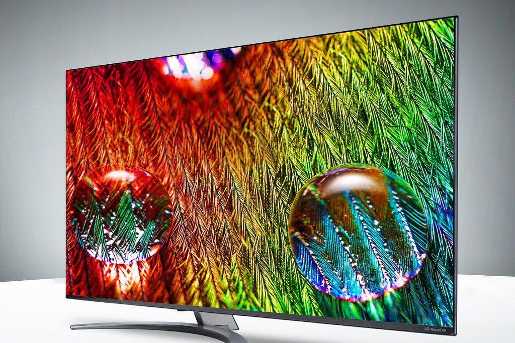 LG NanoCell 8K // Źródło: LGnews.pl