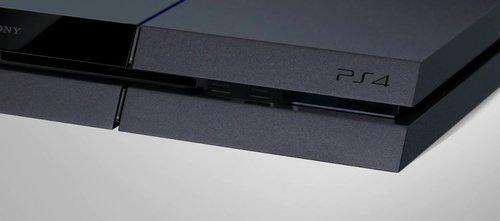 PlayStation 4 // Źródło: Sony;