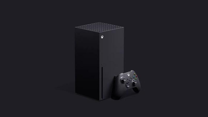 Xbox Series X // Fot. Microsoft