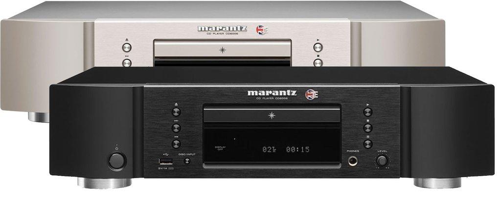Marantz CD6006 / fot. Marantz