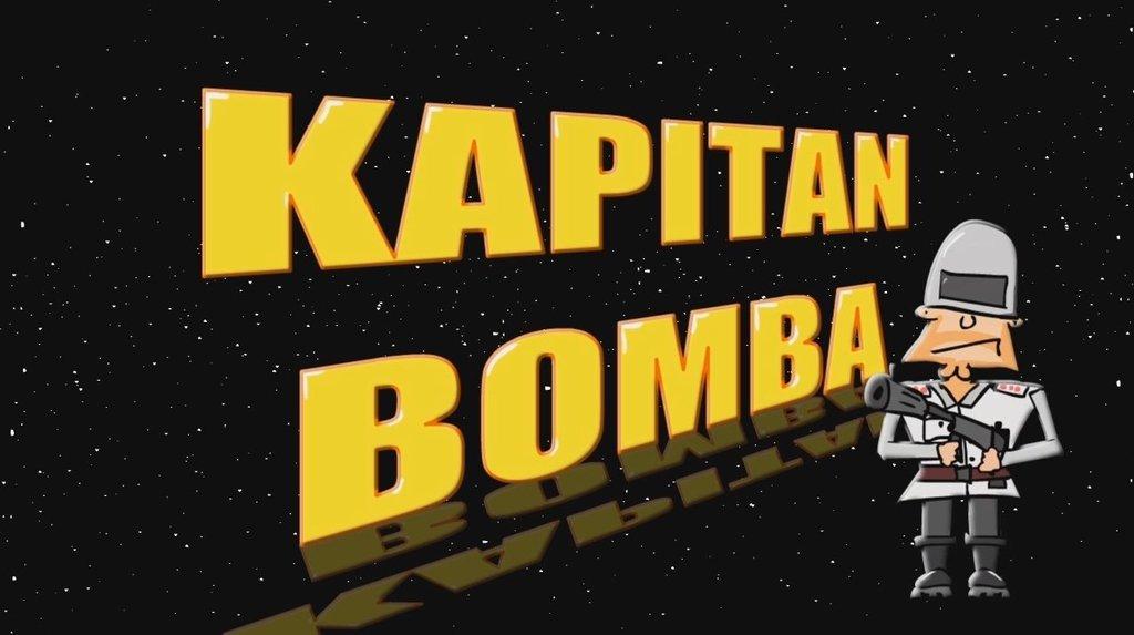 Kapitan Bomba na CDA! / fot. materiały promocyjne