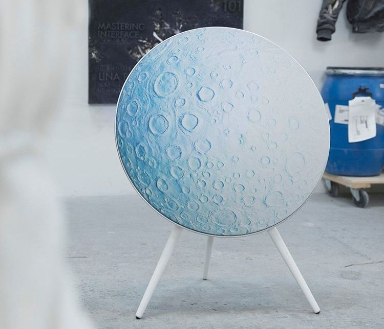 Bang & Olufsen Beoplay A9 Blue Moon Edition / fot. B&O