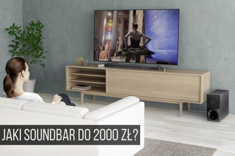soundbar do 2000