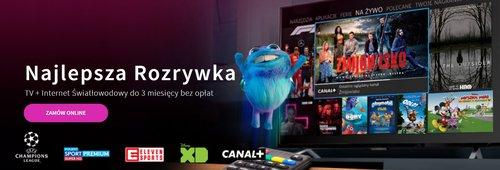 Netia: oferta TV+Internet / fot. Netia