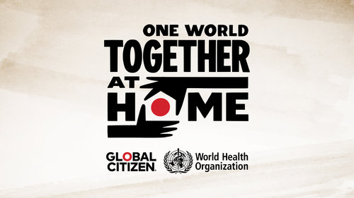 One World: Together At Home / fot. Global Citizen
