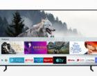 Apple Music i aplikacje do ćwiczeń trafiają do Samsung Smart TV