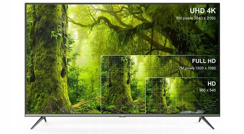 TCL 65EP640 / fot. TCL