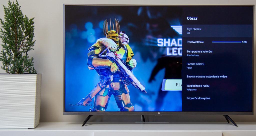 Xiaomi Mi TV 4S / fot. techManiaK.pl