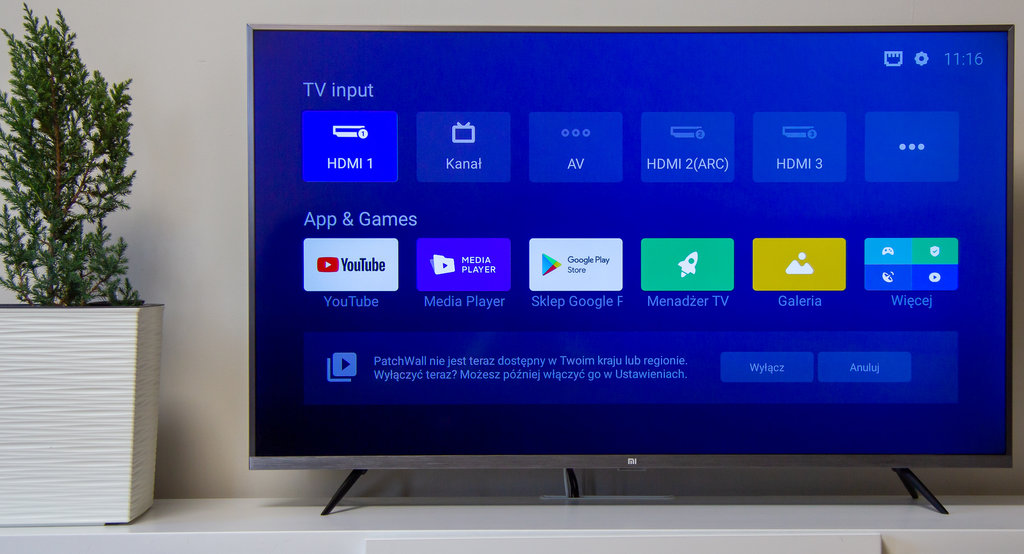 Xiaomi Mi TV 4S / fot. techManiaK.pl
