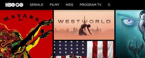 HBO GO co oglądać
