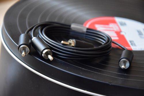 Sonos Port: przewód z zestawu / fot. techManiaK