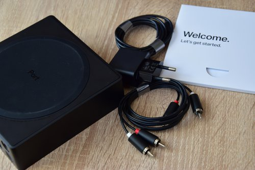 Sonos Port: akcesoria / fot. techManiaK