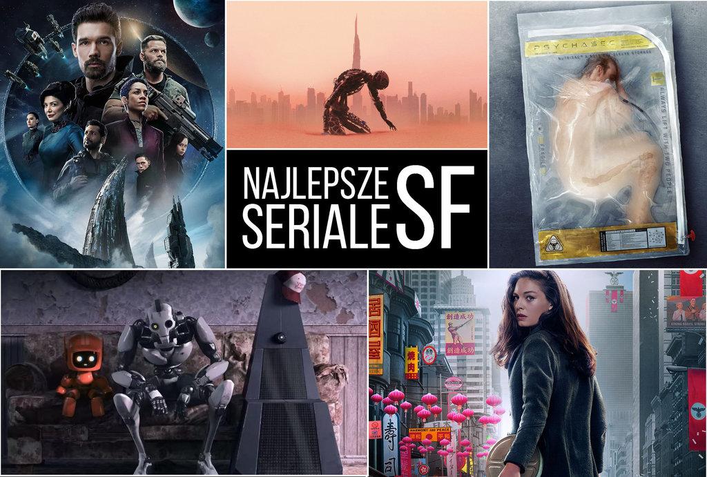 TOP seriale SF 2020