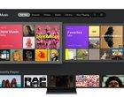 Apple Music z tekstami utworów na telewizorach