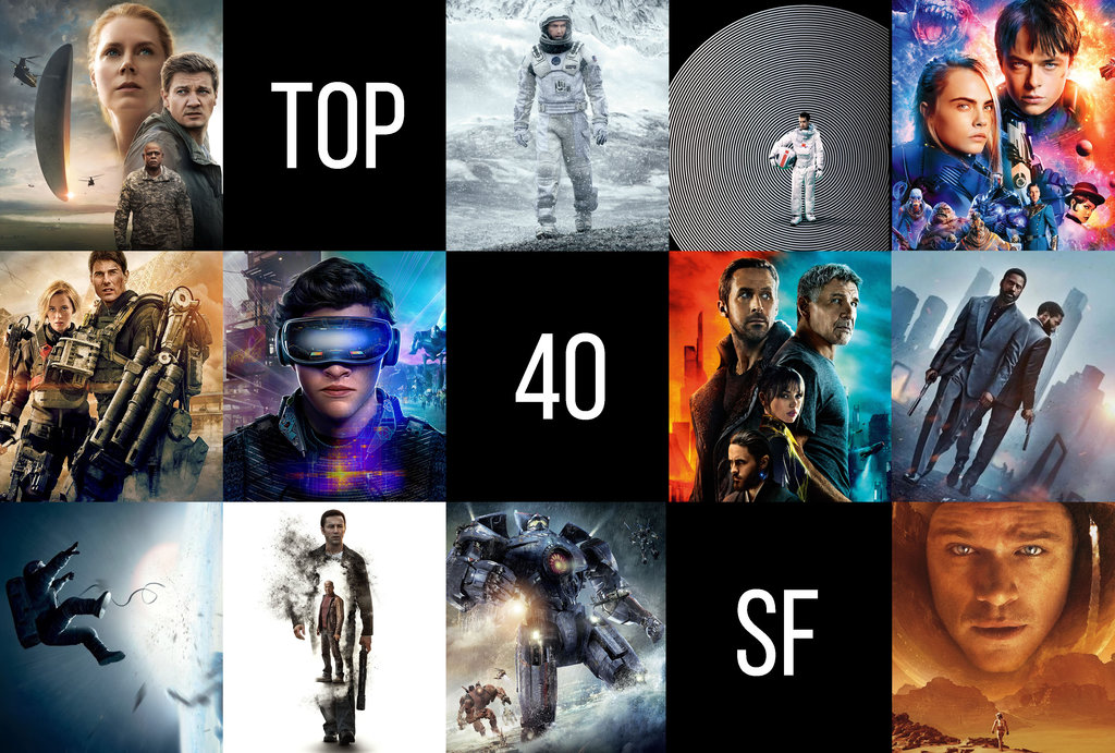 TOP filmy SF 2021