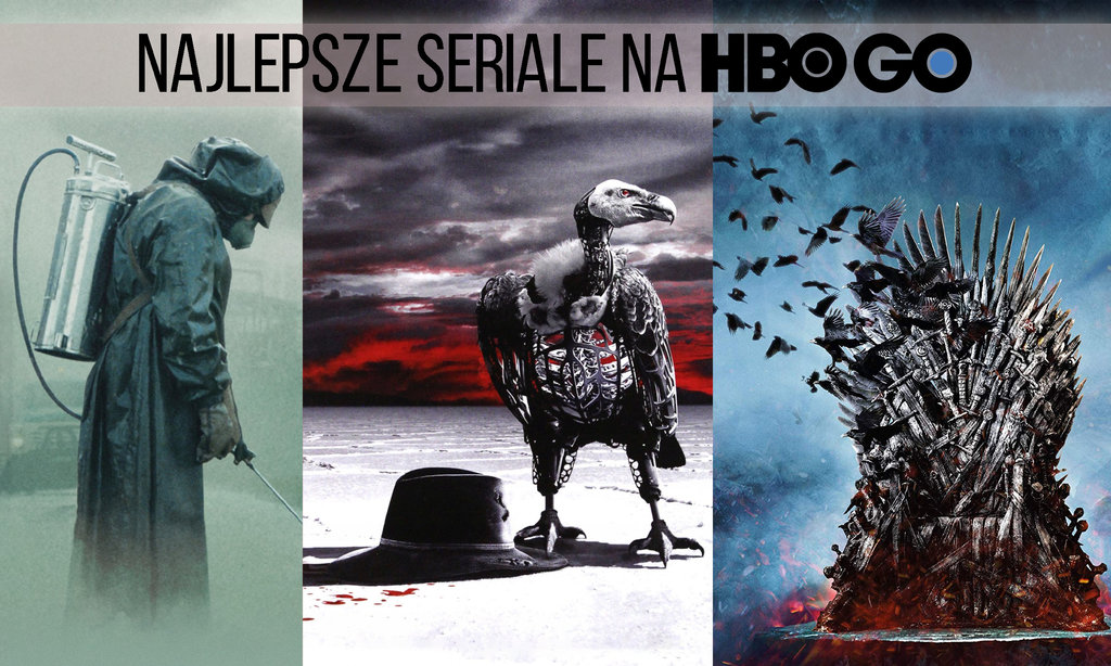 TOP seriale HBO