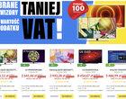 """Najciekawsze telewizory do 3000 zł w promocji """"taniej o wartość podatku VAT""""!"""