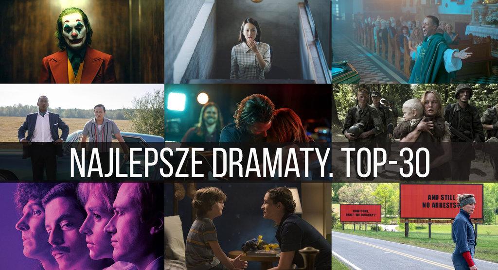Najlepsze dramaty 2020