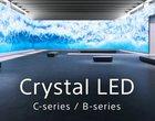 Telewizory Sony Crystal LED 2021. Technologia Micro LED coraz bliżej nas