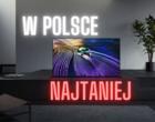 Sony OLED A90J w sklepach! W Polsce najtaniej na świecie!
