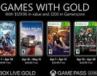 Games with Gold na kwiecień 2021