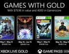 Games with Gold na maj 2021