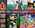Najlepsze filmy i seriale animowane dla dorosłych. TOP-25