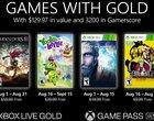 Mocna oferta Games with Gold na sierpień 2021