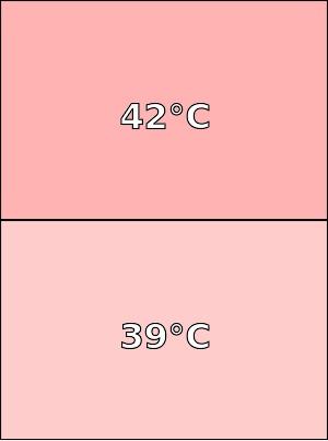 Temperatura obudowy Kruger&Matz LIVE 3