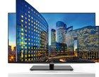 3d duży telewizor 3D smart TV