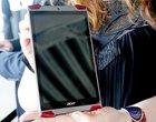 8-calowy wyświetlacz cztery głośniki next@Acer tablet dla graczy