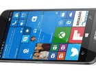 5.5-calowy wyświetlacz Continuum Qualcomm Snapdragon 808 Windows 10 Mobile
