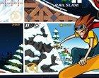 appManiaK poleca gra sportowa gra zręcznościowa iStunt Płatne snowboard zima