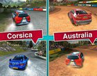 App Store Codemasters Colin McRae Rally gra na iOS gra samochodowa Płatne